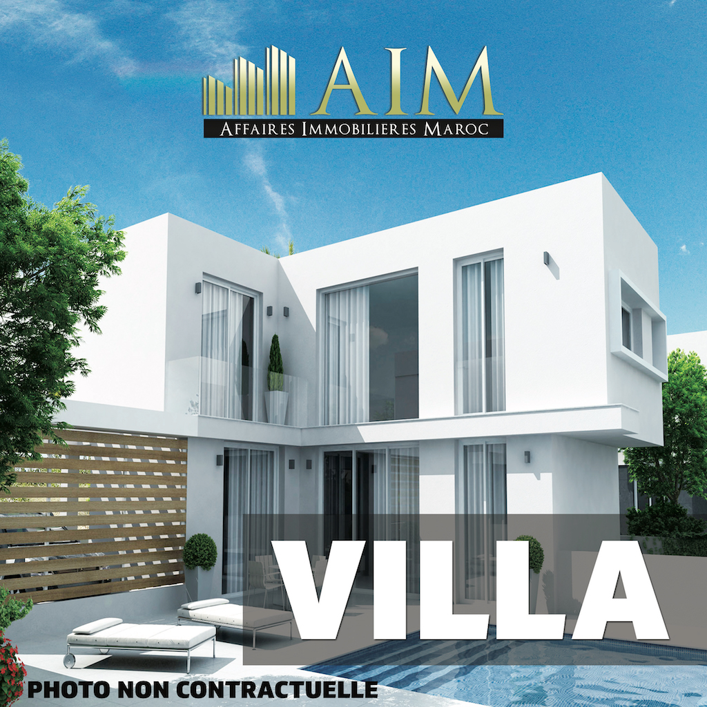 Aim web Villa